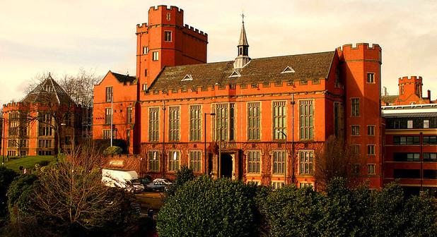 Sheffield University buildings
