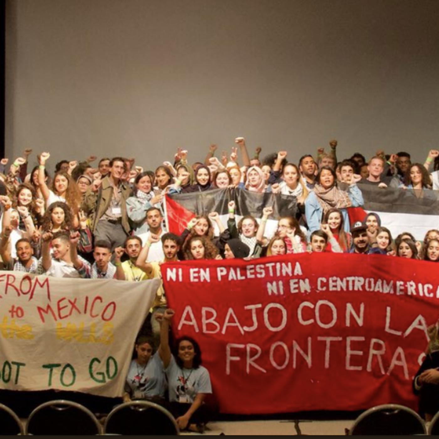 Listen: LA's Israel lobby fails to ban conference on Palestinian rights