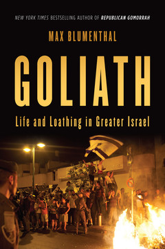 Cover of Goliath by Max Blumenthal