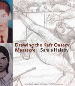 Cover of Drawing the Kafr Qasem Massacre book