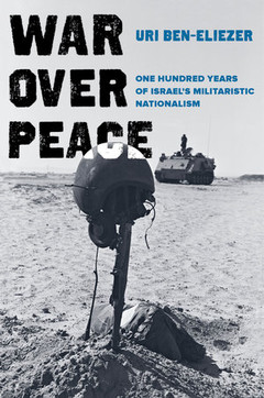 Cover of War over Peace book