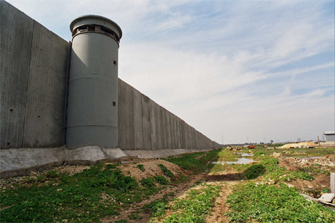 Is it a Fence Is it a Wall No its a Separation Barrier