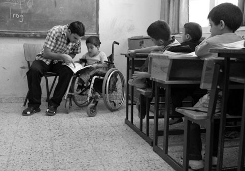 Photostory: Students on Palestinians' right to education ...