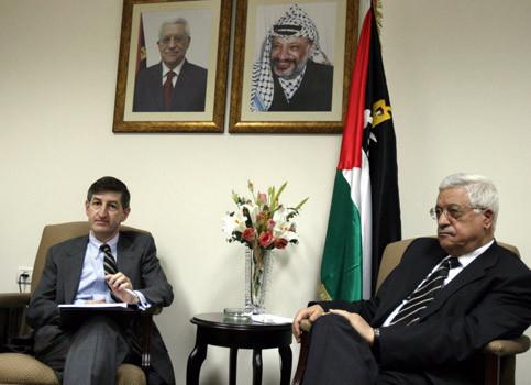 U S  Consul General in Jerusalem expresses concern about