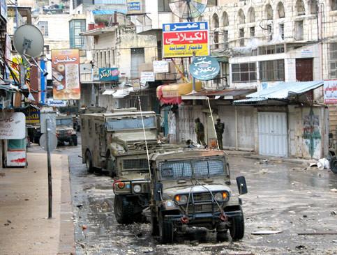 Terror In Nablus The Electronic Intifada