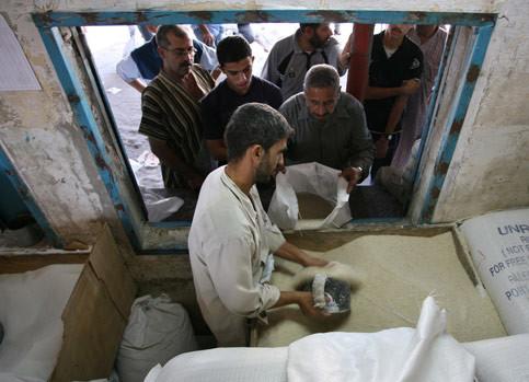 Gaza strip disengagement