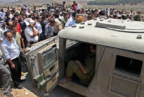 South African study: Israel practicing apartheid and colonialism