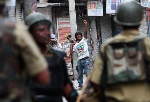 India employing Israeli oppression tactics in Kashmir | The