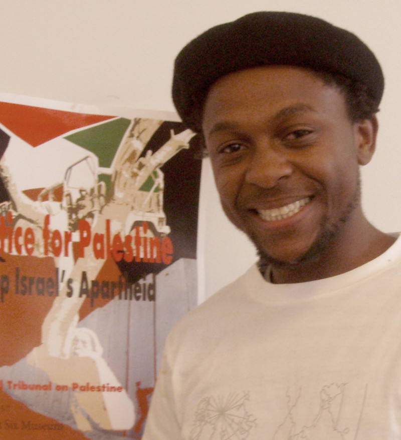 """South African activist: """"Palestine casts light on our own history"""""""