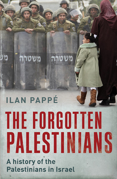 The Forgotten Palestinians book cover