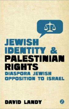 Jewish Identity & Palestinian Rights book cover