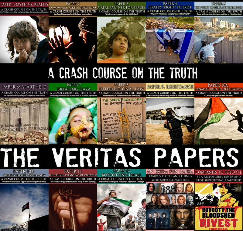Veritas Papers promotional graphic