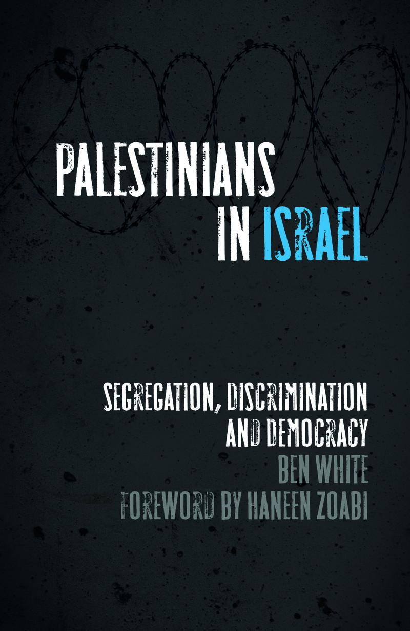 Cover of Palestinians in Israel book