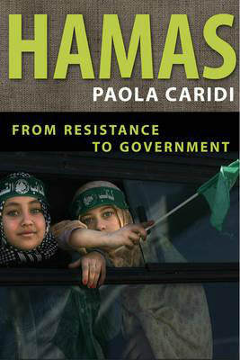 "Cover of ""Hamas"" by Paola Caridi"