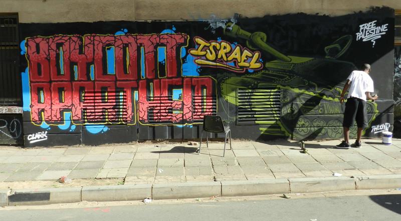 South Africans recall their own history during Israeli Apartheid Week