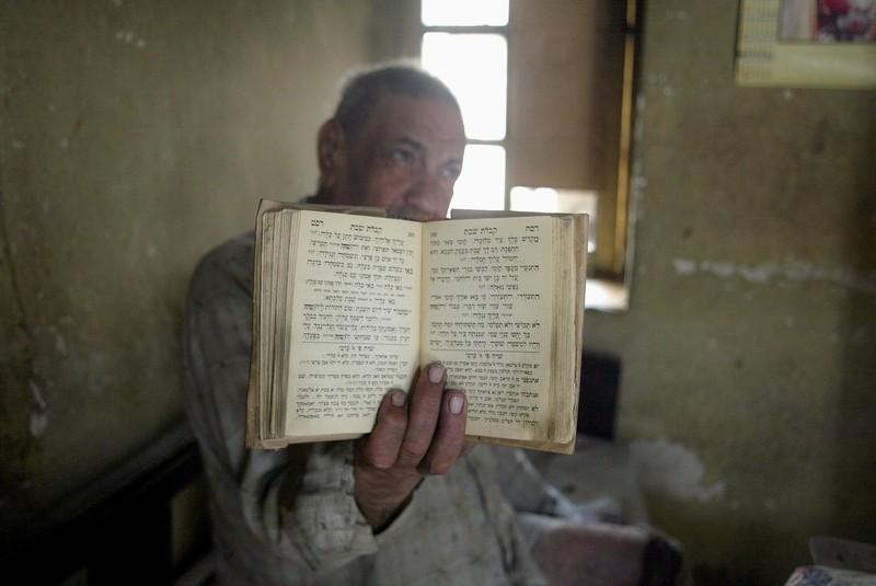 The Jews Of Iraq - cover
