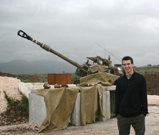 ASUC President Connor Langraf on a free trip to Israel