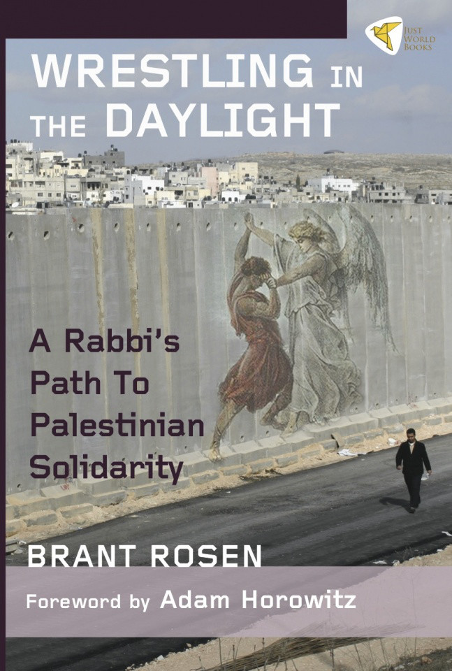 Book review: Outspoken rabbi urges American Jews to