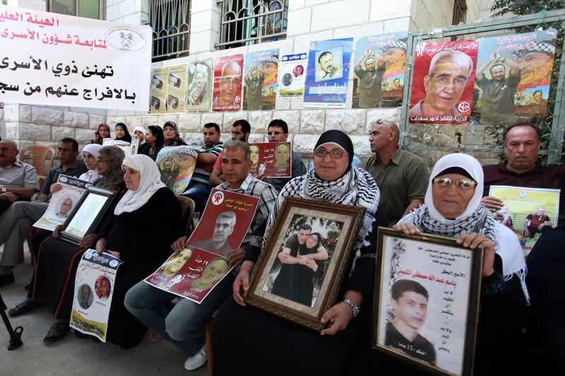 Resultado de imagem para prisoners palestine