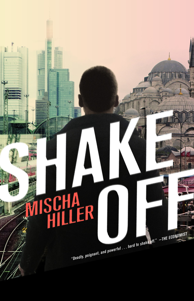 Book cover for Shake Off
