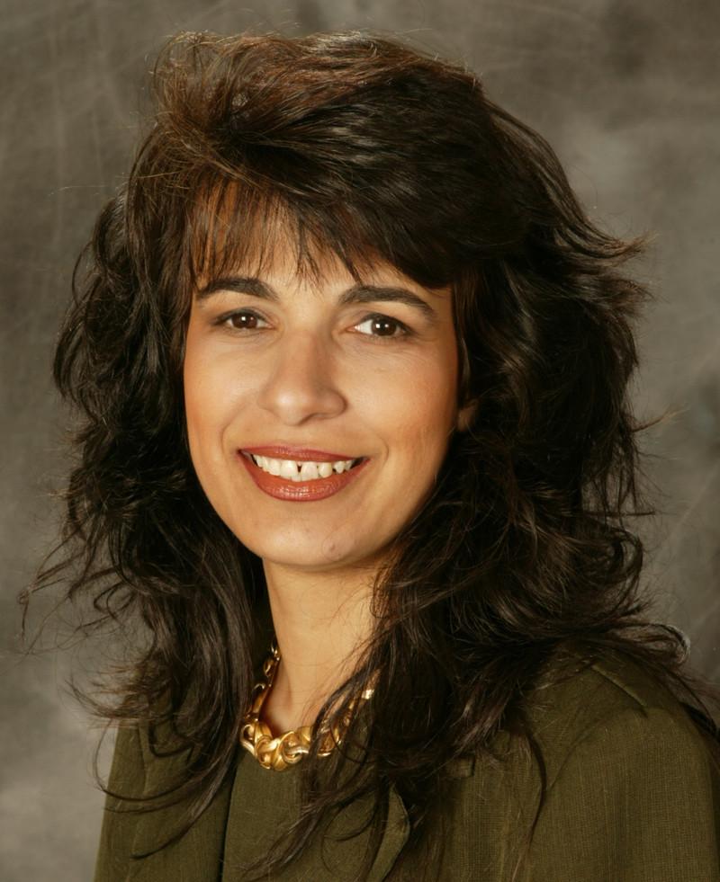 Shurat HaDin's director Nitsana Darshan-Leitner.