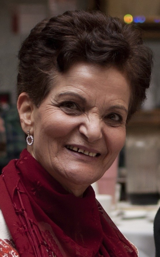 Headshot of Rasmea Odeh