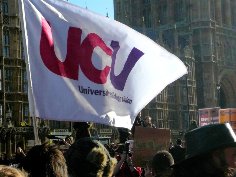 Like most UK unions, the University and College Union campaigns for Palestinian human rights.