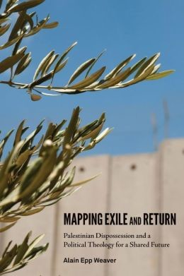 Cover of Mapping Exile and Return book