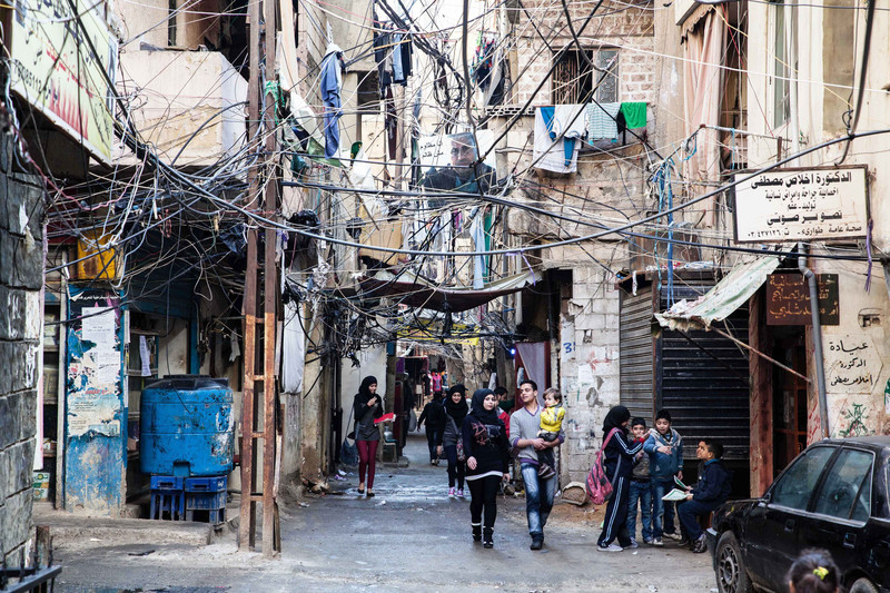 """We're exhausted from being homeless"""": recalling the Palestinians ..."""