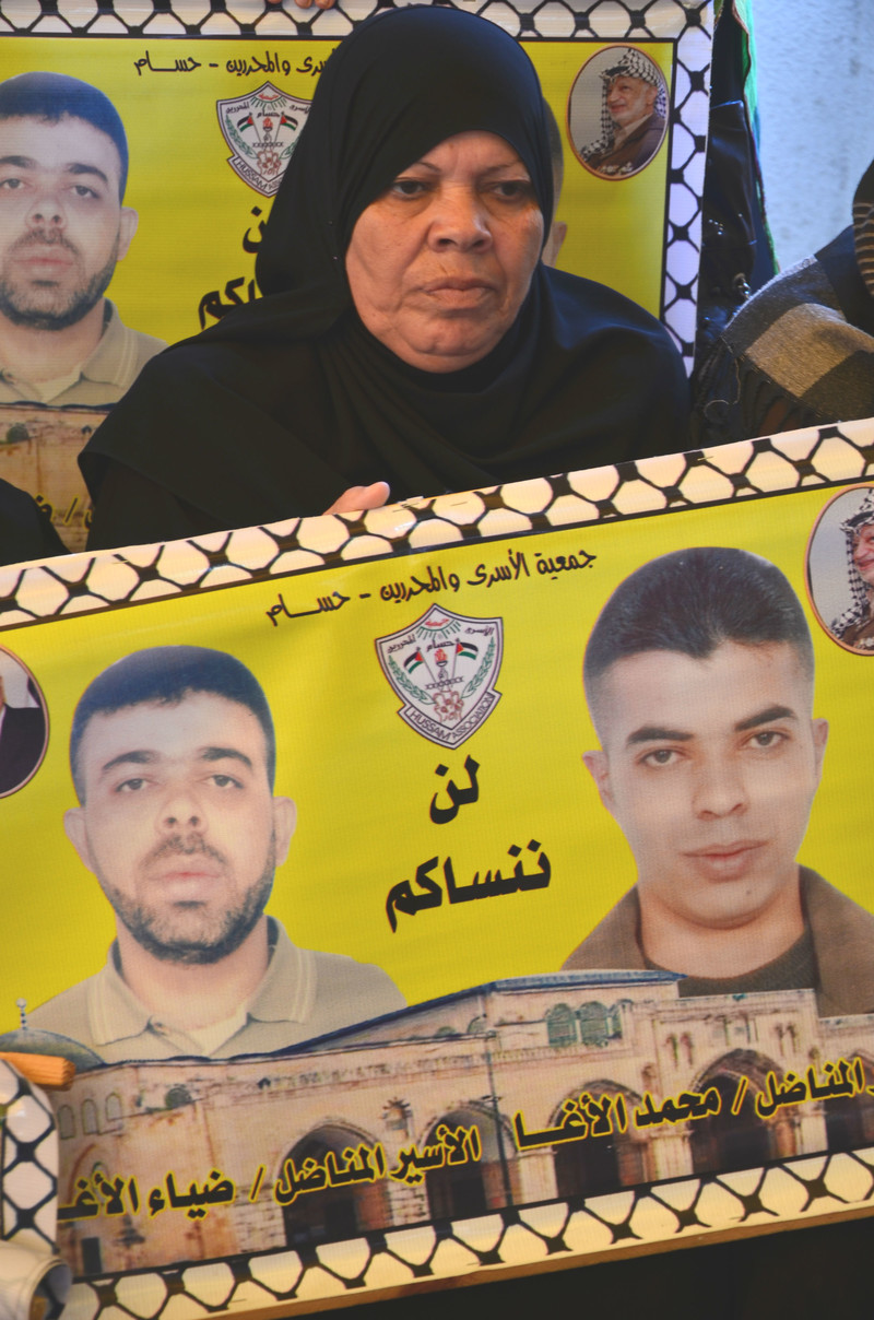 gaza mothers face another ramadan without their imprisoned