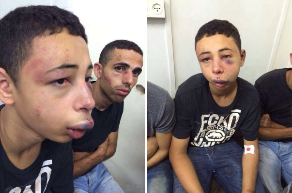 Iranian Kid Gets Beat Up