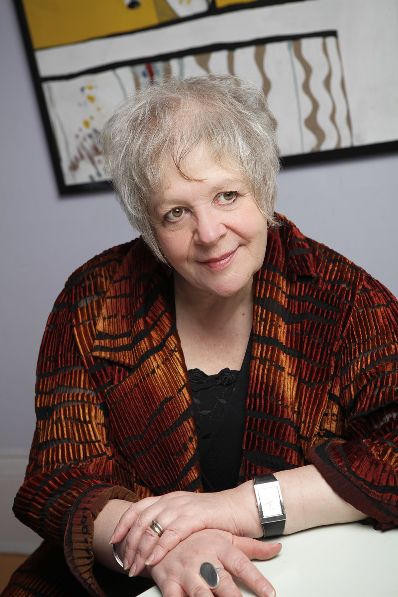 Scottish National Poet Liz Lochhead