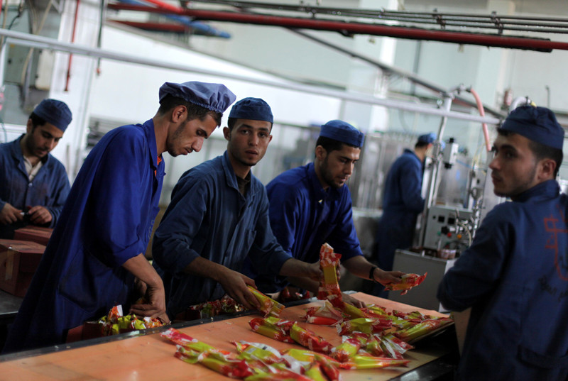 """Israel """"wipes out"""" Gaza ice cream factory that stored vital medicines"""
