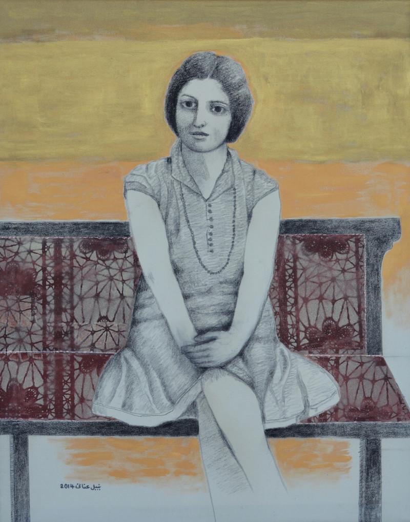 'Andolina Hawwa – Miss Palestine, Akka (1941)', Nabil Anani