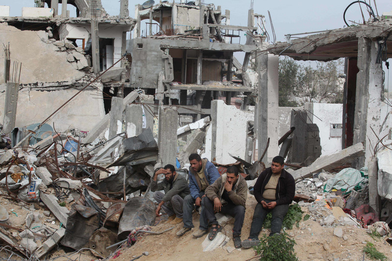 """""""Gaza is on the verge of collapsing,"""" aid monitors say"""