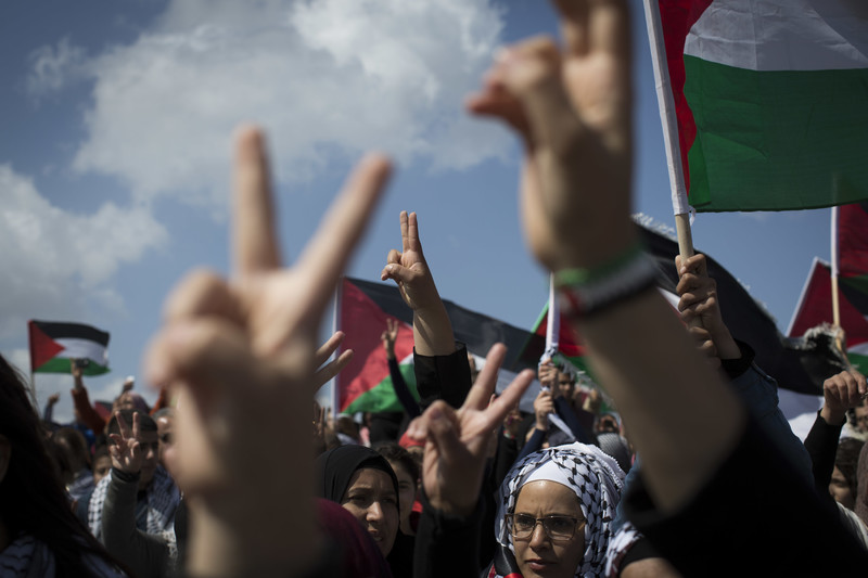 Palestinians and the dilemmas of solidarity