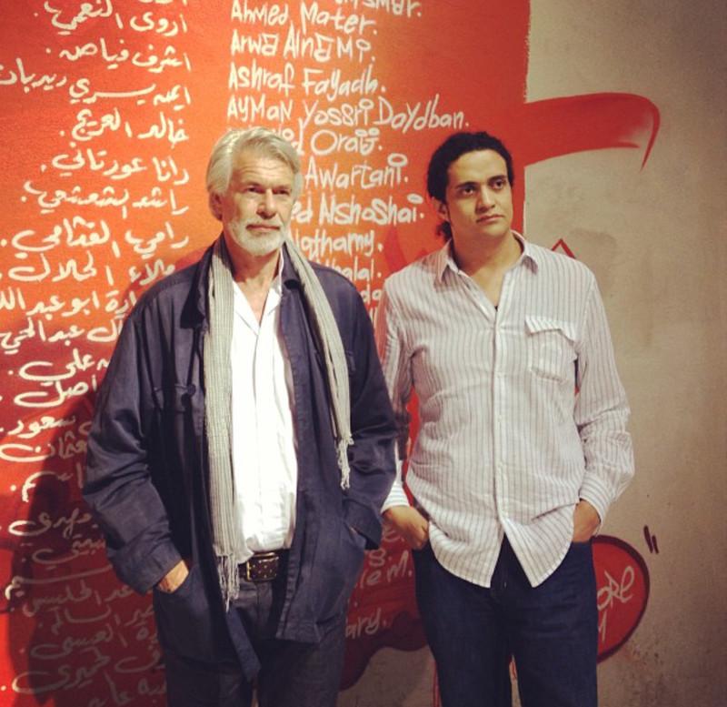 Saudi Arabia sentences Palestinian poet to torture...