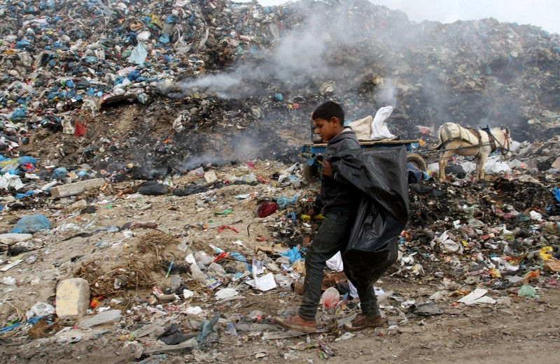 The Affects Of Garbage Dump Near Home