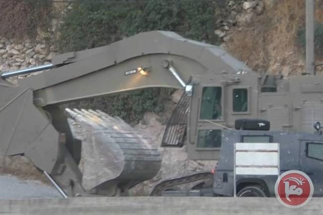 Israel uses Caterpillar equipment in apparent extrajudicial killing