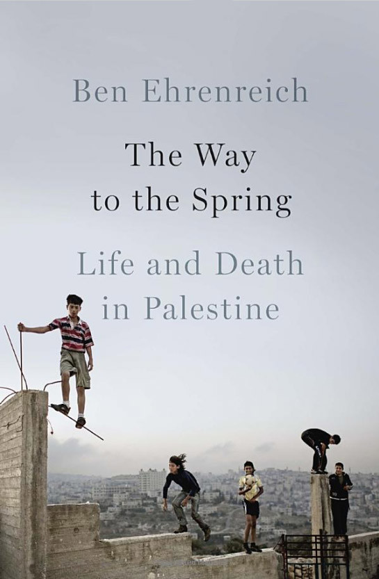 Cover of Life and Death in Palestine book