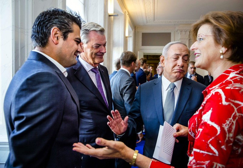 Netanyahu is a war criminal, says former Dutch PM