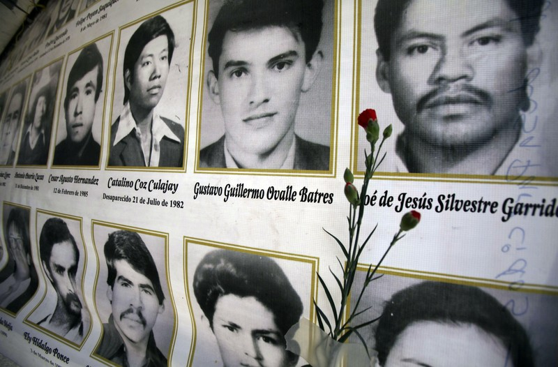 Israel's well-documented role in Guatemala's Dirty War that left more than 200,000 dead has not been met with justice - William Gularte Reuters