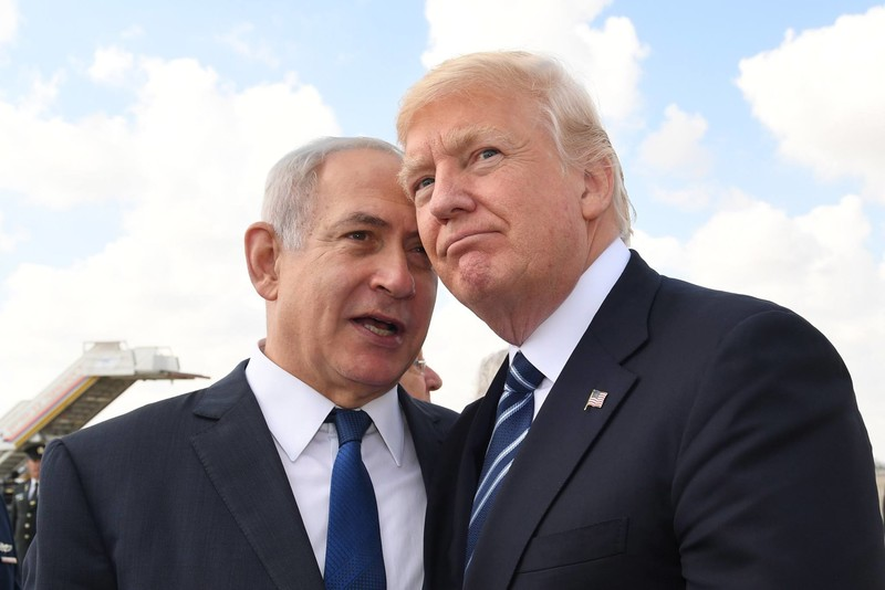 President Donald Trump Takes His Peace Mission To Israel