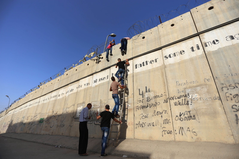 New York Times distorts reality of Israel's walls