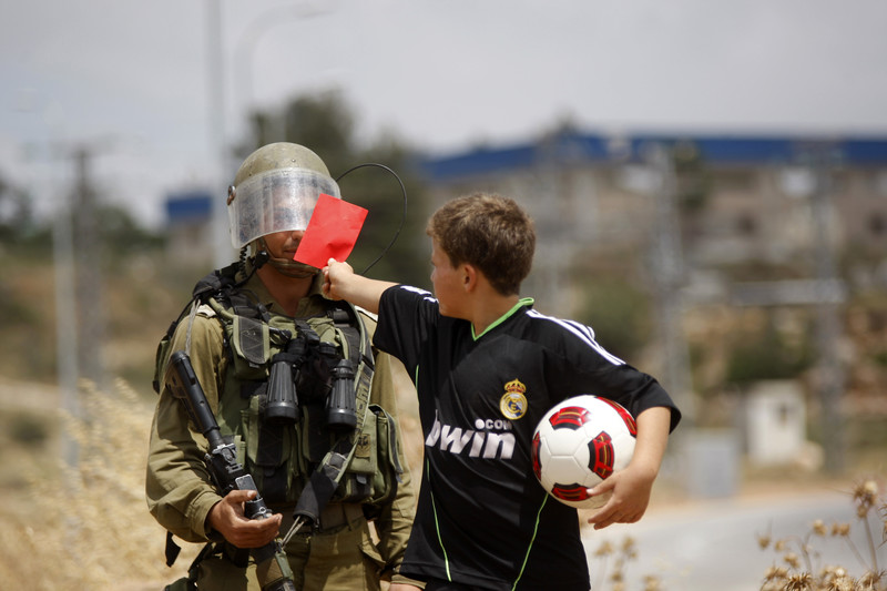 FIFA, in final ruling on Palestinian request, says it won't sanction Israel
