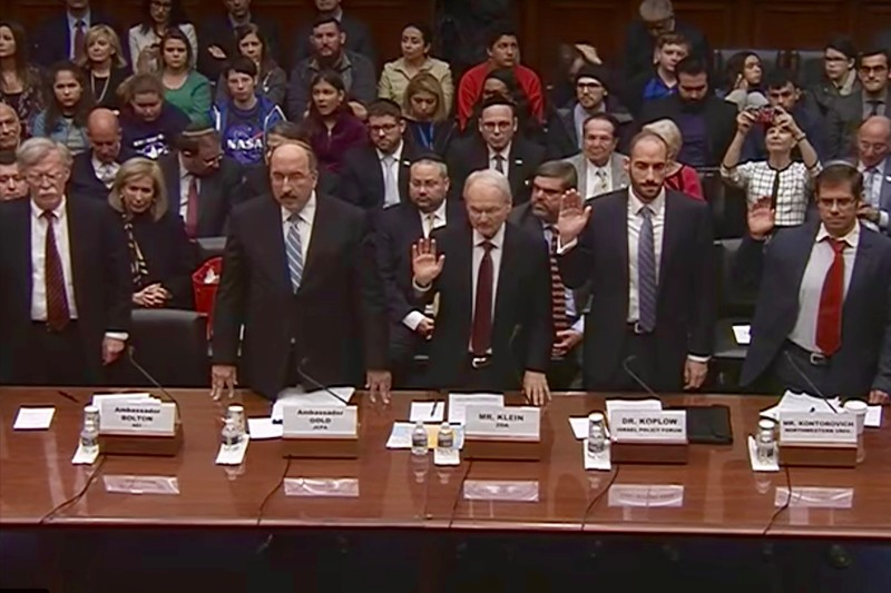 Congressional hearing on Jerusalem shuts out Palestinians | The ...