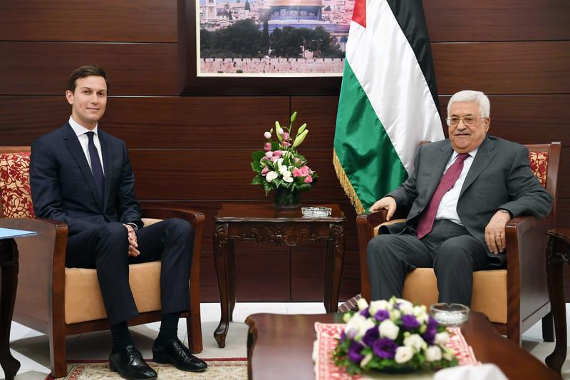 Can Trump and Saudi Arabia force Palestinian surrender?