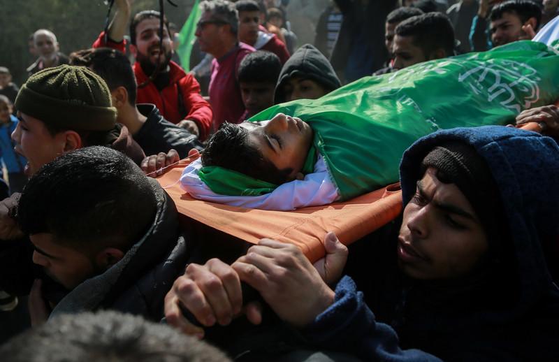 Israel has already killed three Palestinian children in 2018