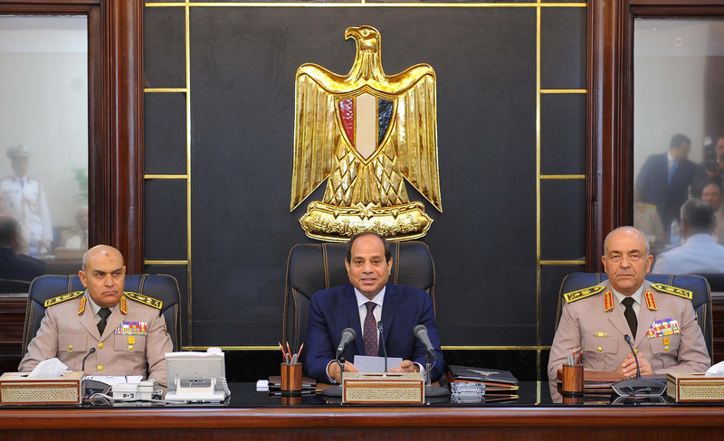 Egypt moves $15 billion closer to Israel