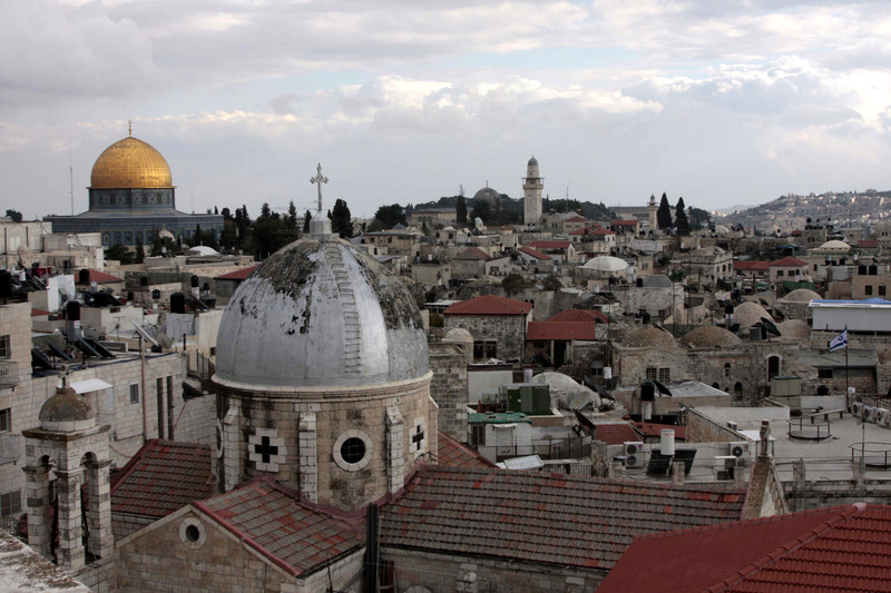 Image result for palestine churches and mosques targeted by israel